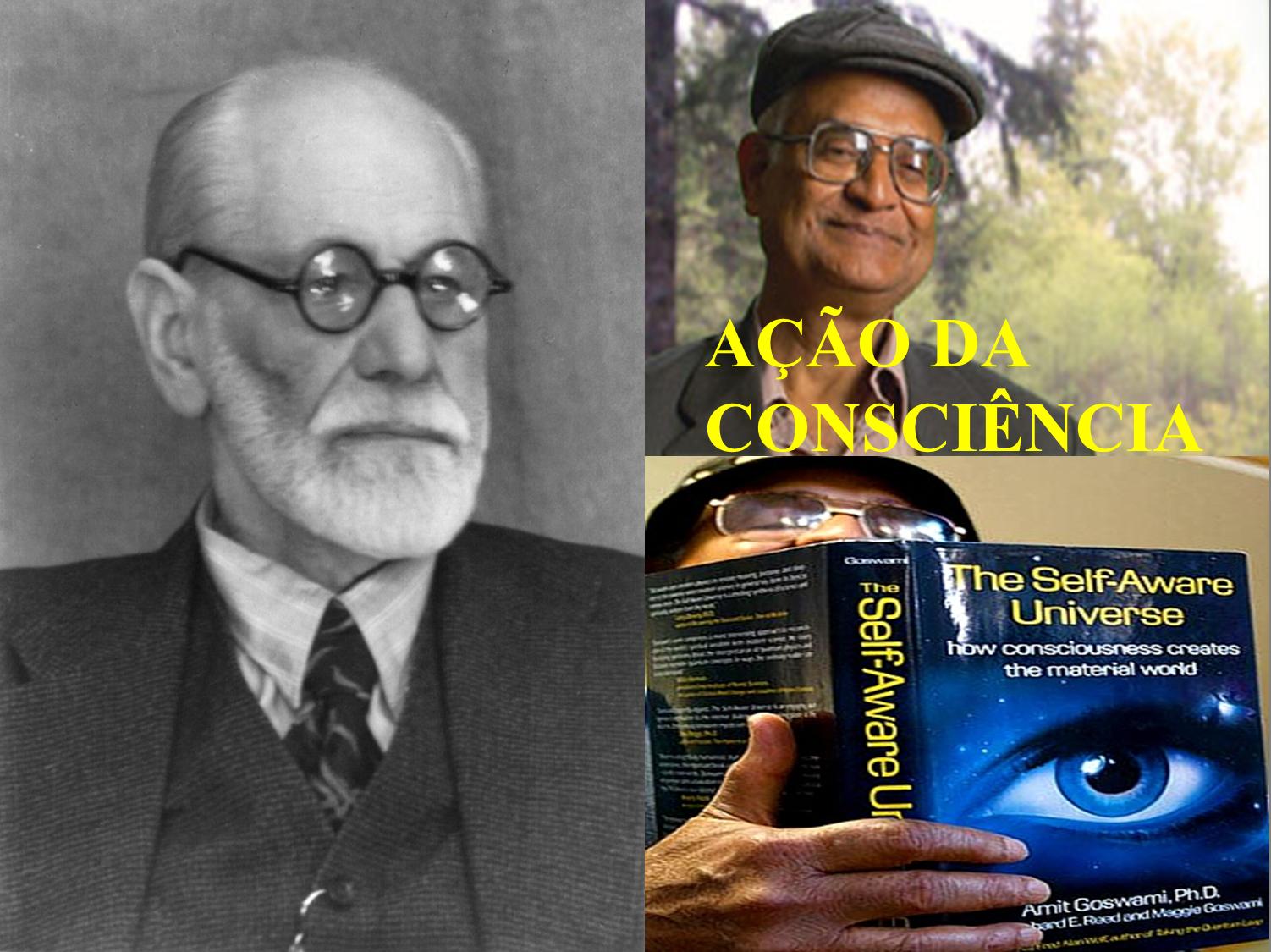 Freud e Amit Goswani